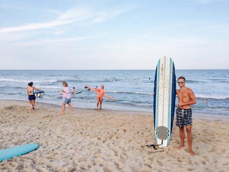 Co mi dalo a nedalo léto na Work&Travel v Ocean City