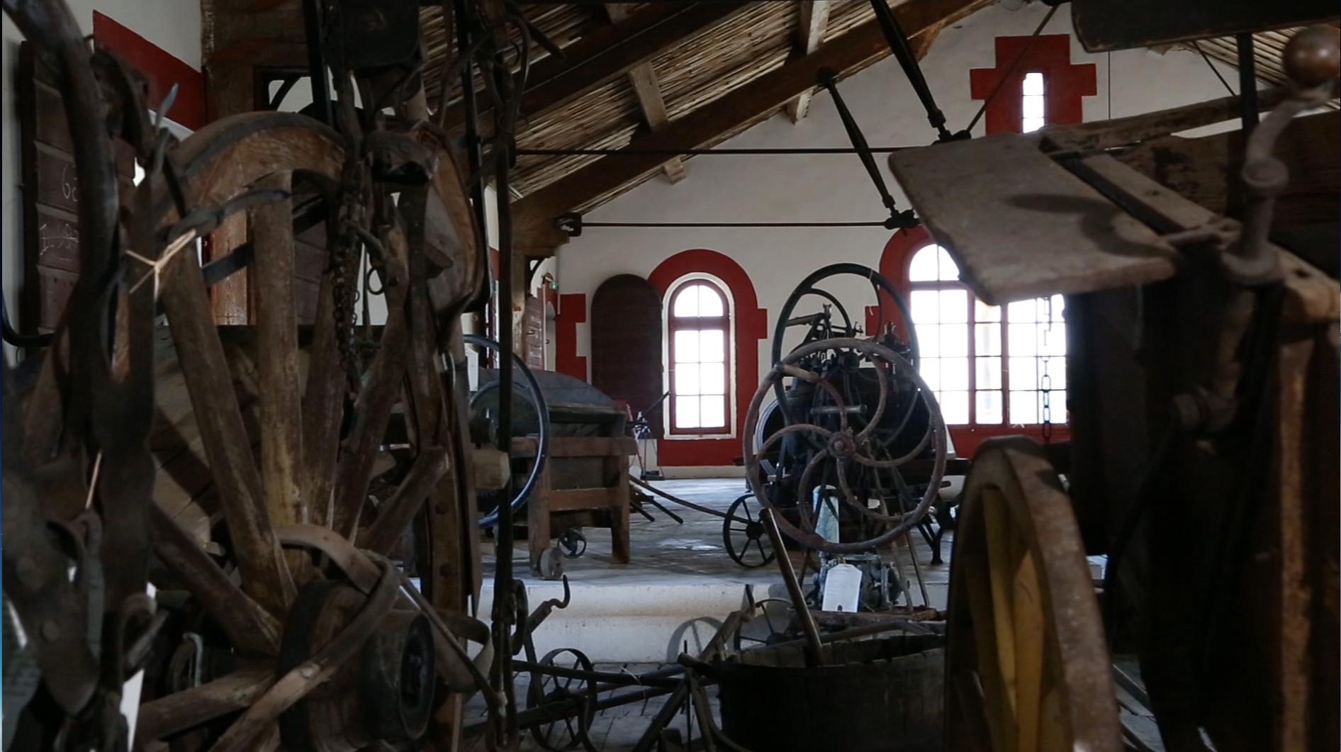 Le musée de Ventenac