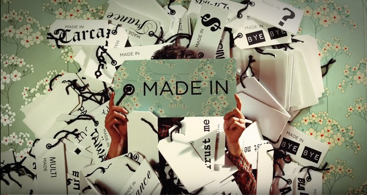 "Clip ""Made in"", Robin Leduc"