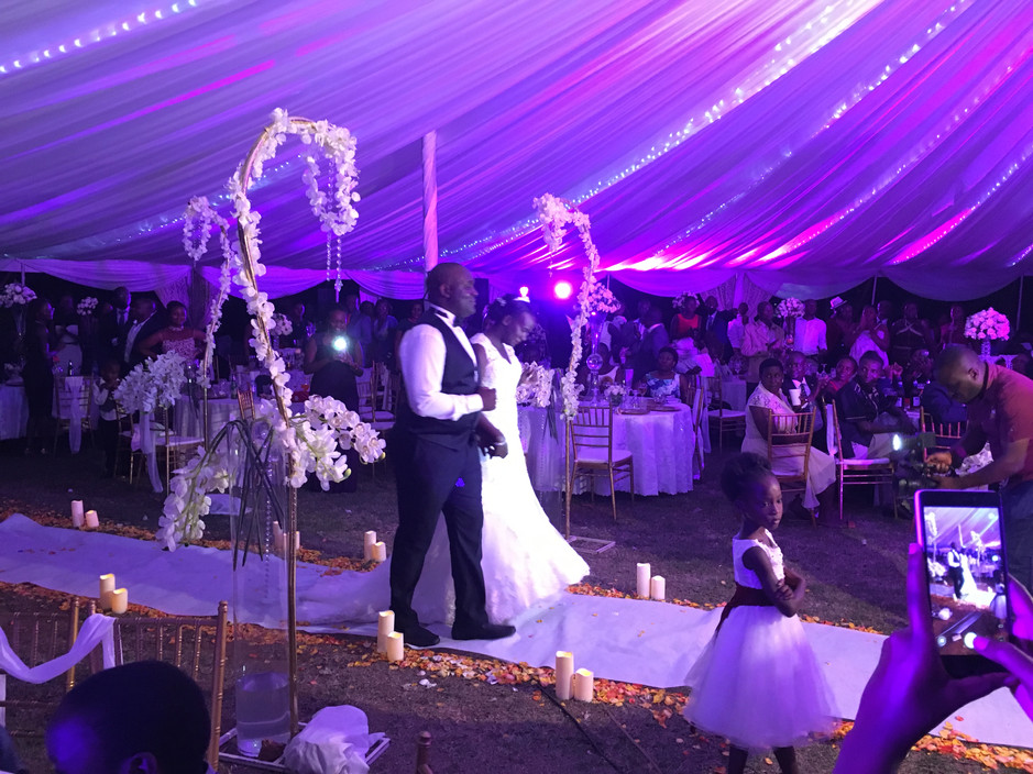 The wedding, Real Life Children's Initiative 3/3