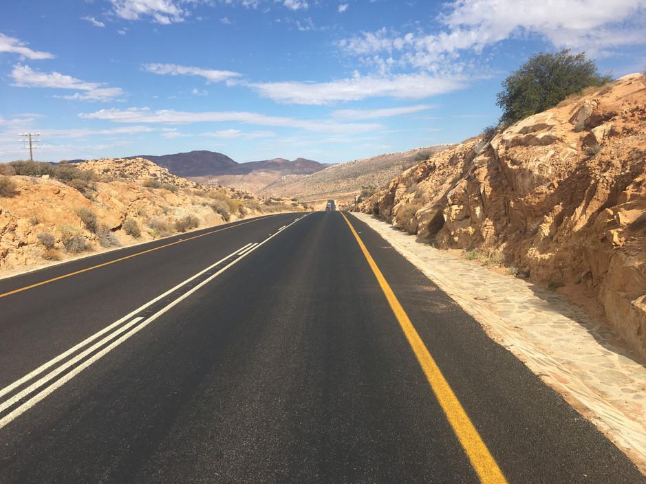30 km uphill