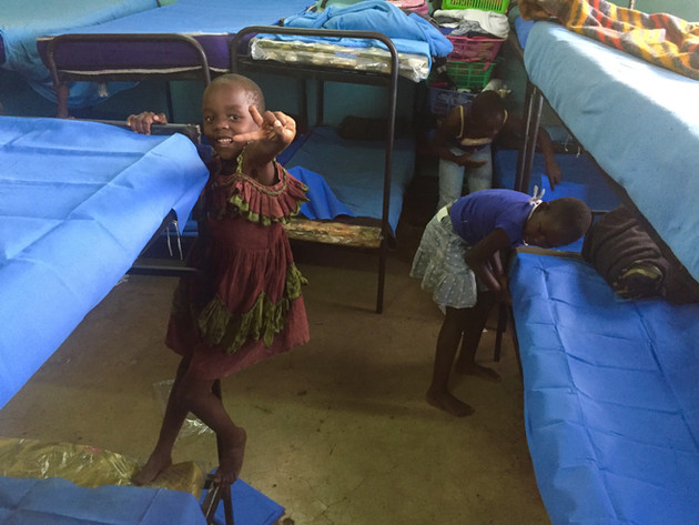 You can only do so much -Mama Ngina Children's home 2/2