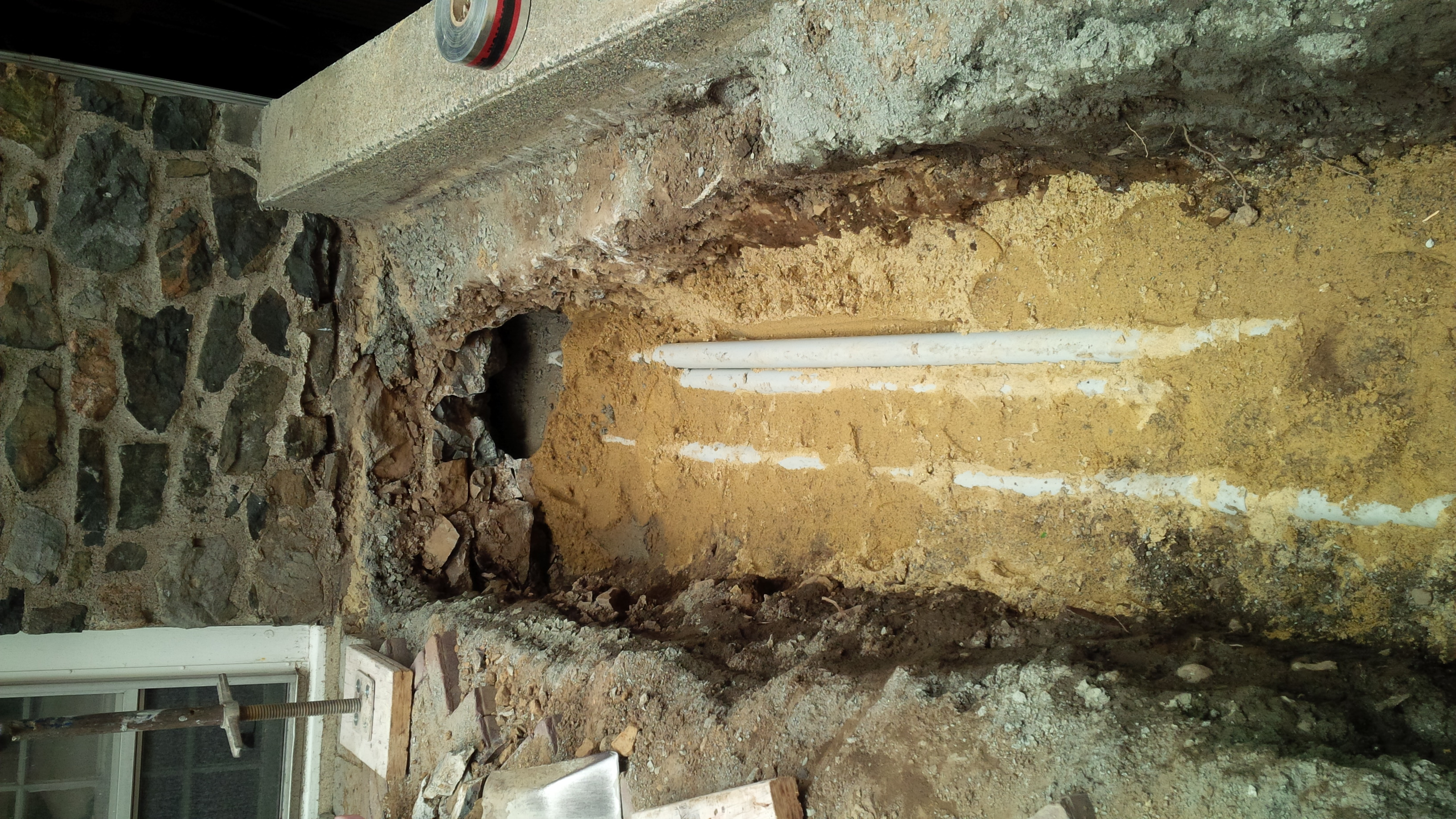 underground electrical