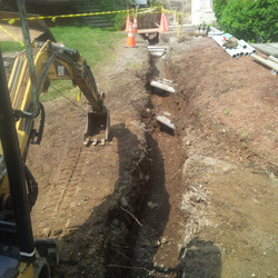 uncovering underground obstacles