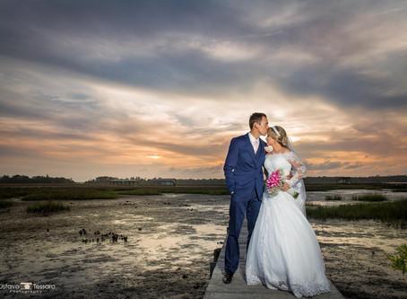 Taiz & Helker - Wedding Destination in Goose Creek - South Carolina