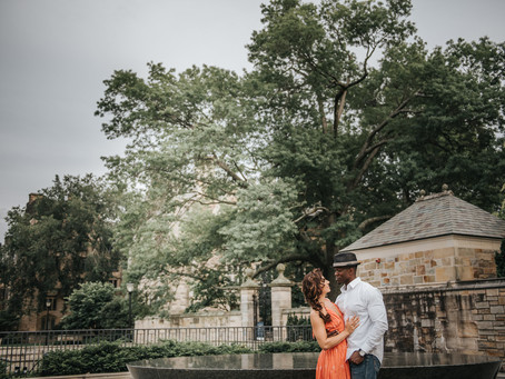 Tania & Tunde - Engagement Session