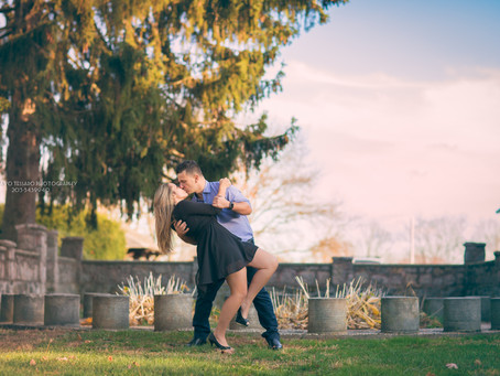 Andreia & Walace - Engagement session