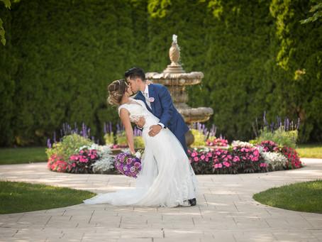 Marcela & Matthew - The Waterview Wedding day