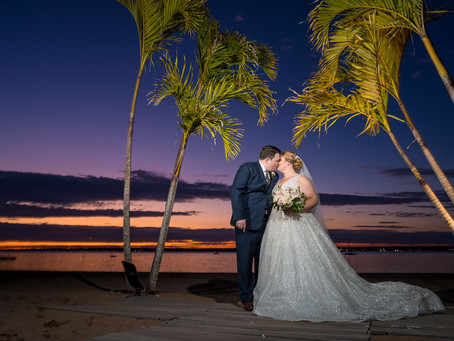 Hannah & Kevin - Anthony's Ocean View