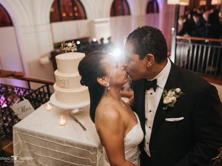 Mayra & Robert - Wedding Day