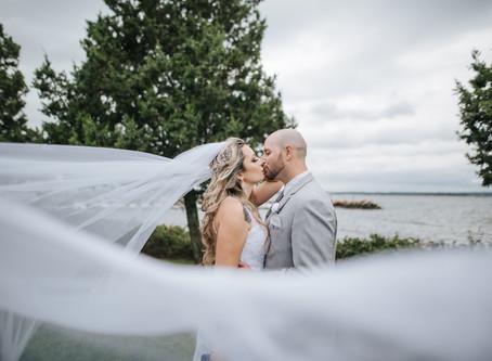 Aline & John's Wedding at Amarante's - CT