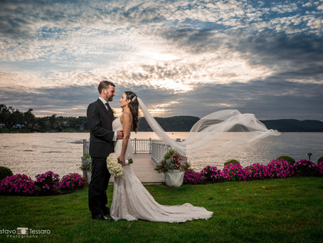 Trish & Travis - The Candlewood Inn