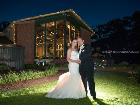 Christina & Greg - Elizabeth Park - Hartford CT