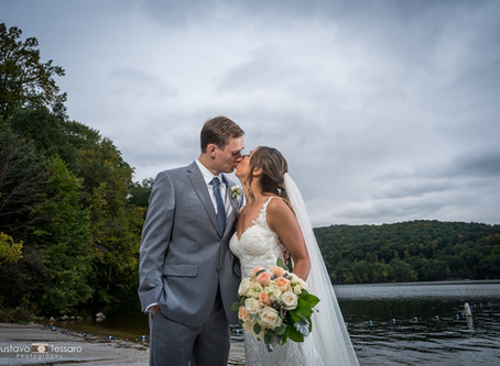 Jennifer & Chase - The Waterview