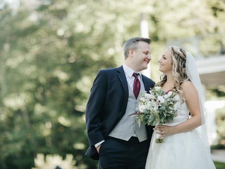 Kathleen & John - The Waterview Wedding