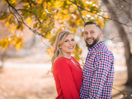 Brittany & Dominick - Engagement session