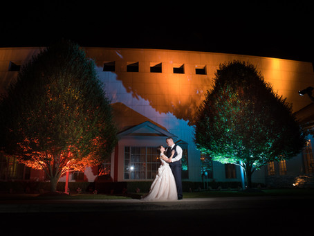 Kate & Bronson - The Waterview Wedding