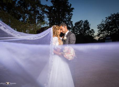 Naiara & Fabio - Wedding at Villa Bianca - Seymour CT