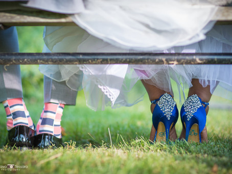 Natalie & Texroy - Wedding day