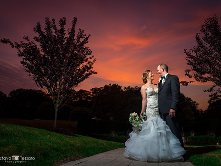 Melissa & Charlie - The Waterview