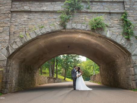 Samantha & Andrew's Wedding Day