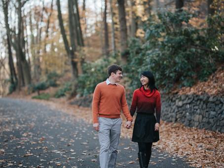 Aveline & Jonathan - Engagement Session