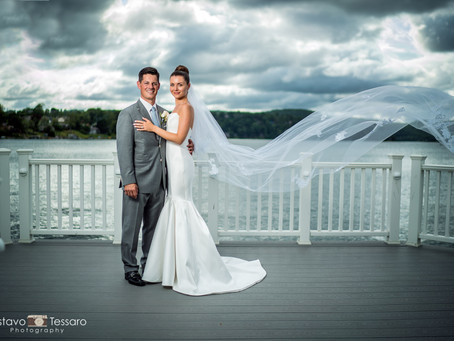 Tatyana & David - The Candlewood Inn