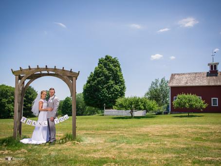 Brittney & Anthony's Wedding - Newtown