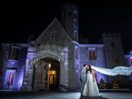 Suellen & David - Whitby Castle - NY