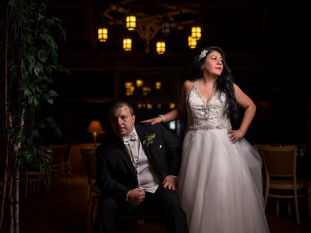 Valerie & Ray - Bear Mountain Inn