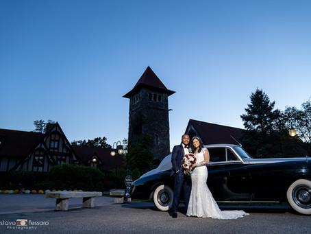 Ashley & Lawrence - Saint Clements Castle