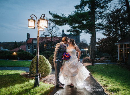 Megan & Phillip's Wedding at Tarrytown House State - NY