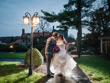 Megan & Phillip's Wedding at Tarrytown House State - NY