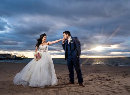 Amanda & Angelo - Anthony's Ocean View
