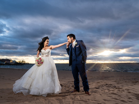Amanda & Angelo - Anthony's Ocean View