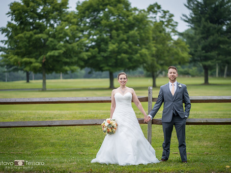 Jacqueline & Costas - The Tashua Knolls