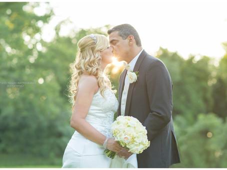 Maristela & Julio - Wedding day