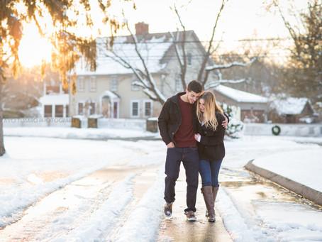 Karen & Anderson - Engagemen session at Boothe Memorial Park - Stratford CT