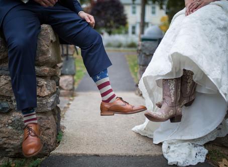 Anna & Sean - Wedding day