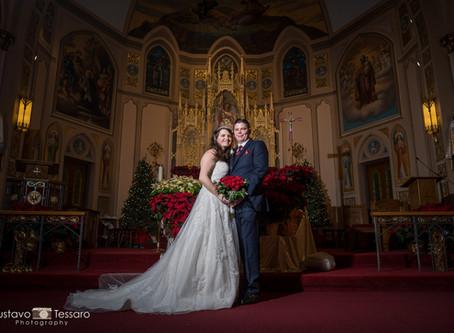 Aleks & Joe's Wedding Day