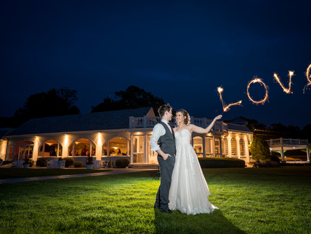 Amanda & David - The Candlewood Inn