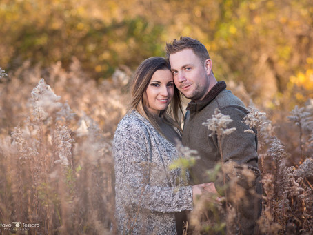 Michelle & Chris - Engagement session