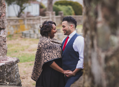 Tahesha & Humberto - Engagement Session..