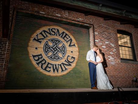 Karen & Matt - Kinsmen Brewing CO.