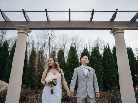 Jessica & Orlando - Aria, Prospect CT