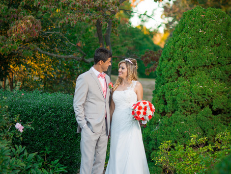 Luciana & Pericles - Wedding at Boothe Memorial Park