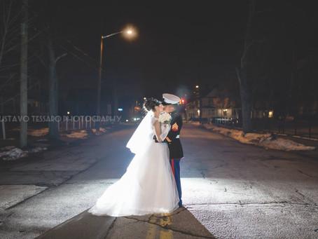Camylla & Ray - Wedding Day