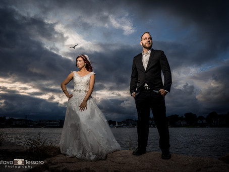 Ana Clara & Michael - Bill Millers Castle & Gulf Beach