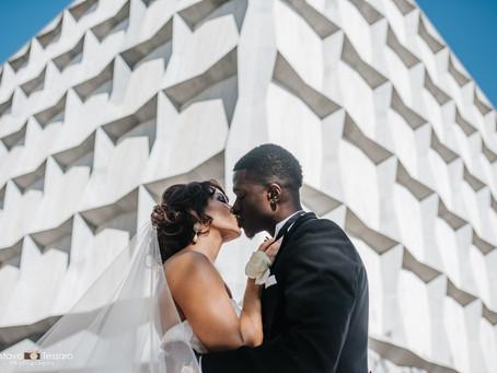 Tania & Tunde - Wedding day