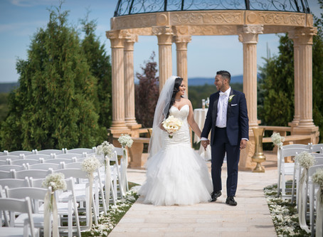 Jennifer & Timothy's Wedding at Aria - Prospect CT